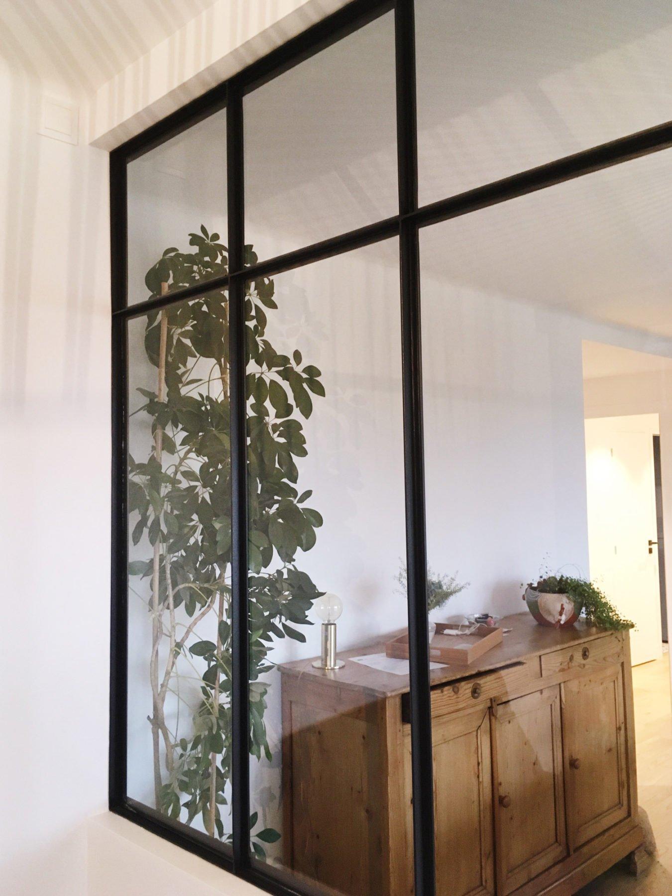 Anouck Charbonnier - Intégration d'une verrière pour le projet Henry Bordeaux à Annecy